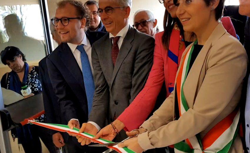 02-10-17 - Luca Lotti Taglio Nastro