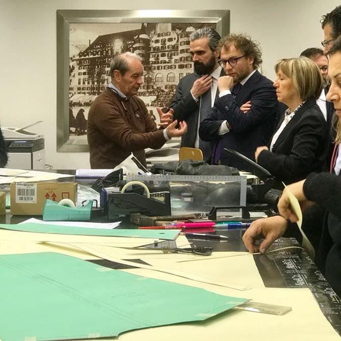 Luca Lotti - Confezioni Linea Fontani