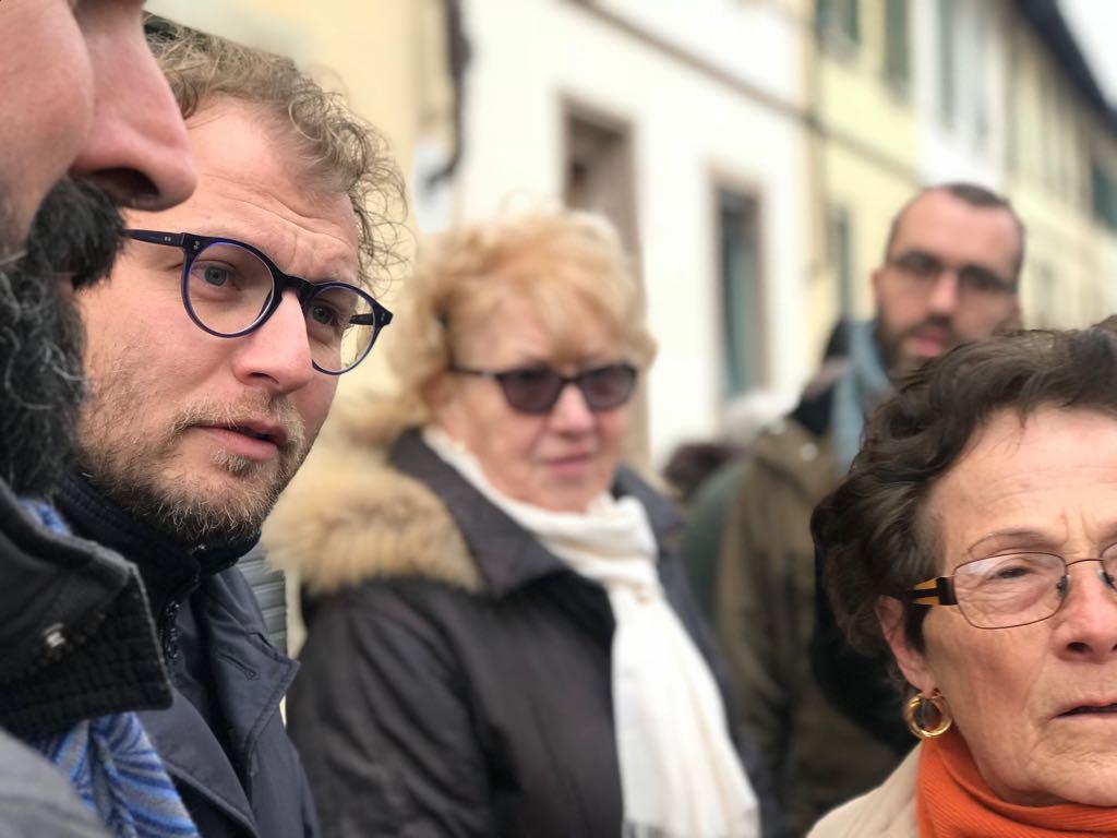 Giornata Tra Le Realt Di Bagno A Ripoli Luca Lotti