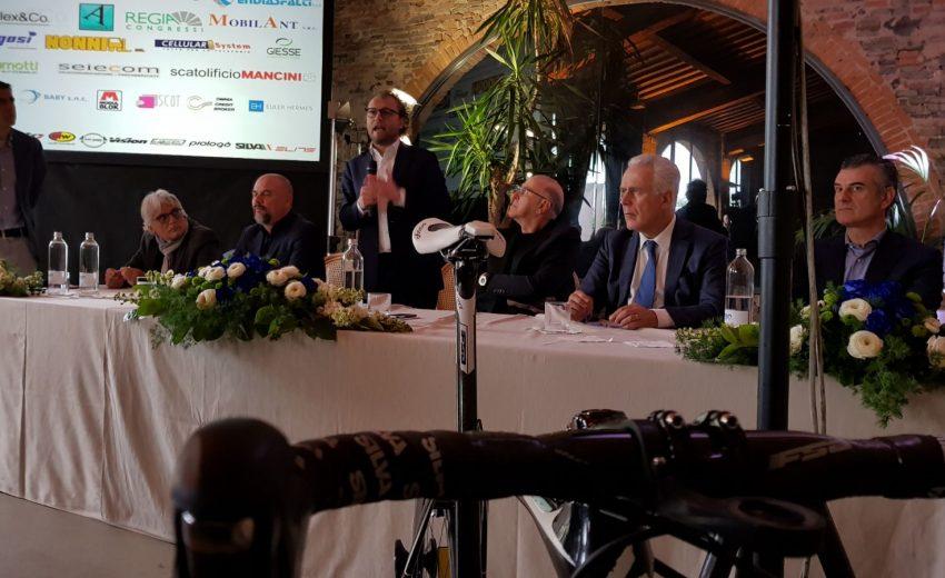 Luca Lotti - conferenza stampa Hopplà