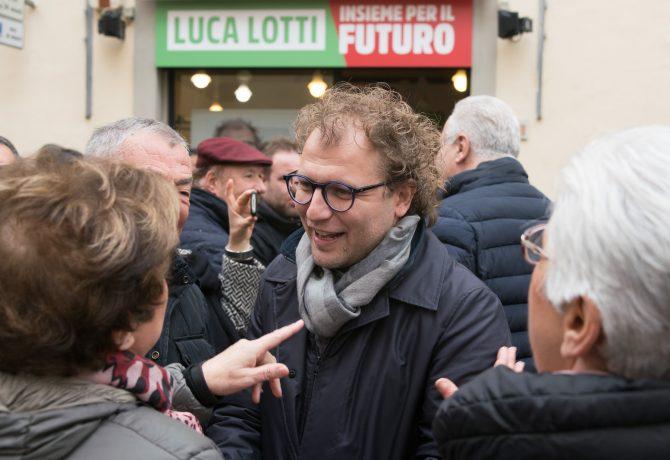 Luca Lotti - sostieni